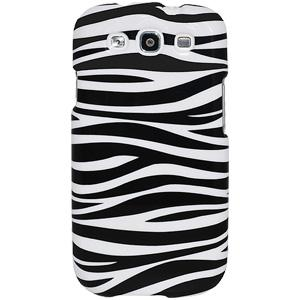 Zebra Print Protector Case for Samsung GALAXY S III GT-I9300