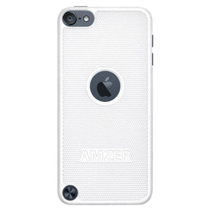 AMZER Snap On Case - White for iPod Touch 5th Gen