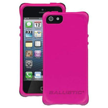 Load image into Gallery viewer, Ballistic LS Life Style Smooth Case for iPhone 5 - Hot Pink - GB