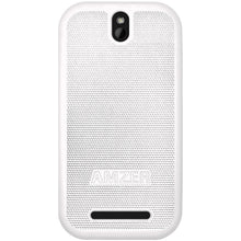 Load image into Gallery viewer, AMZER Snap On Case - White for HTC One SV