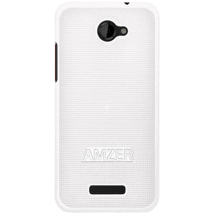 Amzer Snap On Case - White for HTC Butterfly
