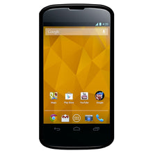 Load image into Gallery viewer, Amzer Soft Gel TPU Gloss Skin Case - Black for LG Nexus 4 E960, Google Nexus 4 E960