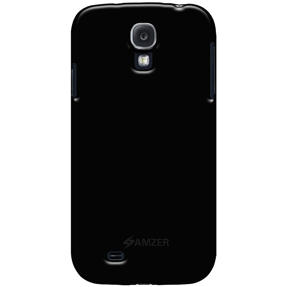 AMZER Translucent Soft Gel TPU Gloss Skin Case for Samsung GALAXY S4 GT-I9500