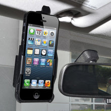 Load image into Gallery viewer, AMZER Anywhere Magnetic Vehicle Mount for iPhone 5