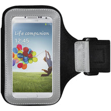 Load image into Gallery viewer, AMZER Armband - Black for Samsung GALAXY S4 GT-I9500