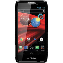 Load image into Gallery viewer, AMZER TPU Hybrid Case - Black for Motorola DROID RAZR MAXX HD XT926