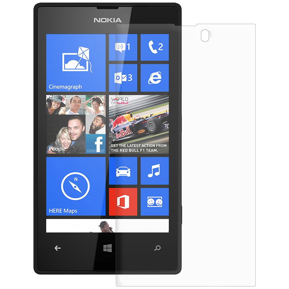 AMZER Kristal Clear Screen Protector for Nokia Lumia 520