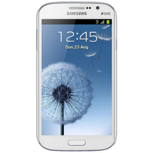 Load image into Gallery viewer, AMZER Diamond Lattice Snap On Shell Case - White for Samsung GALAXY Grand Duos GT-I9082