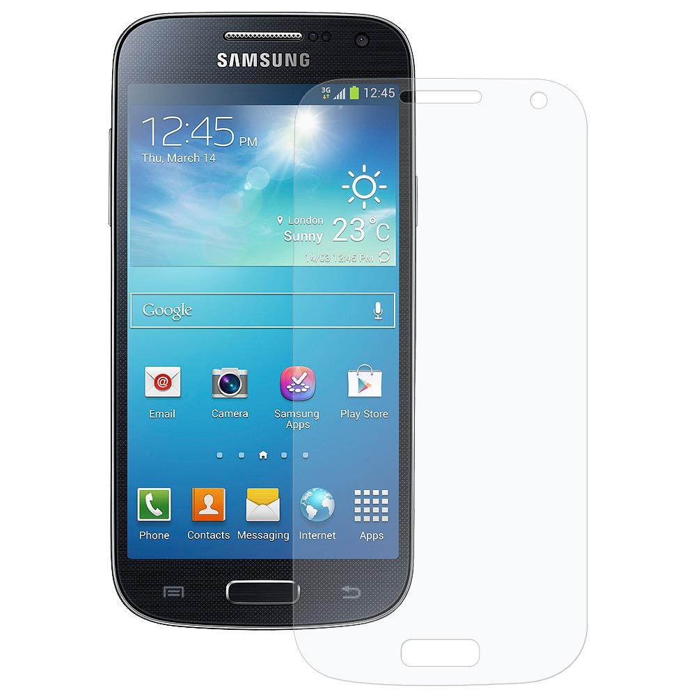 AMZER Kristal Clear Screen Protector for Samsung Galaxy S4 Mini Duos