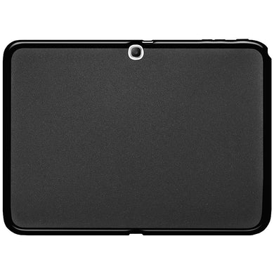 AMZER TPU Hybrid Case - Solid Black for Samsung Galaxy Tab 3 10.1 K-12 Education Tablet