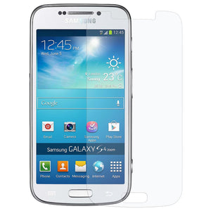 AMZER Kristal Clear Screen Protector for Samsung Galaxy S4 zoom