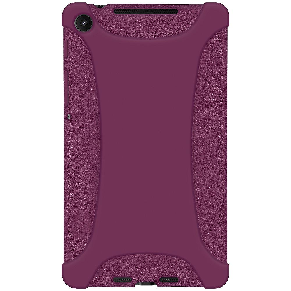 Amzer Shockproof Rugged Silicone Skin Jelly Case for Asus/Google New Nexus 7
