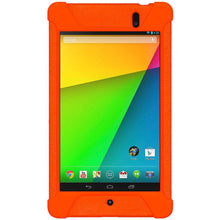 Load image into Gallery viewer, Amzer Shockproof Rugged Silicone Skin Jelly Case for Asus/Google New Nexus 7