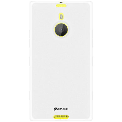 AMZER Pudding TPU Case for Nokia Lumia 1520 - White