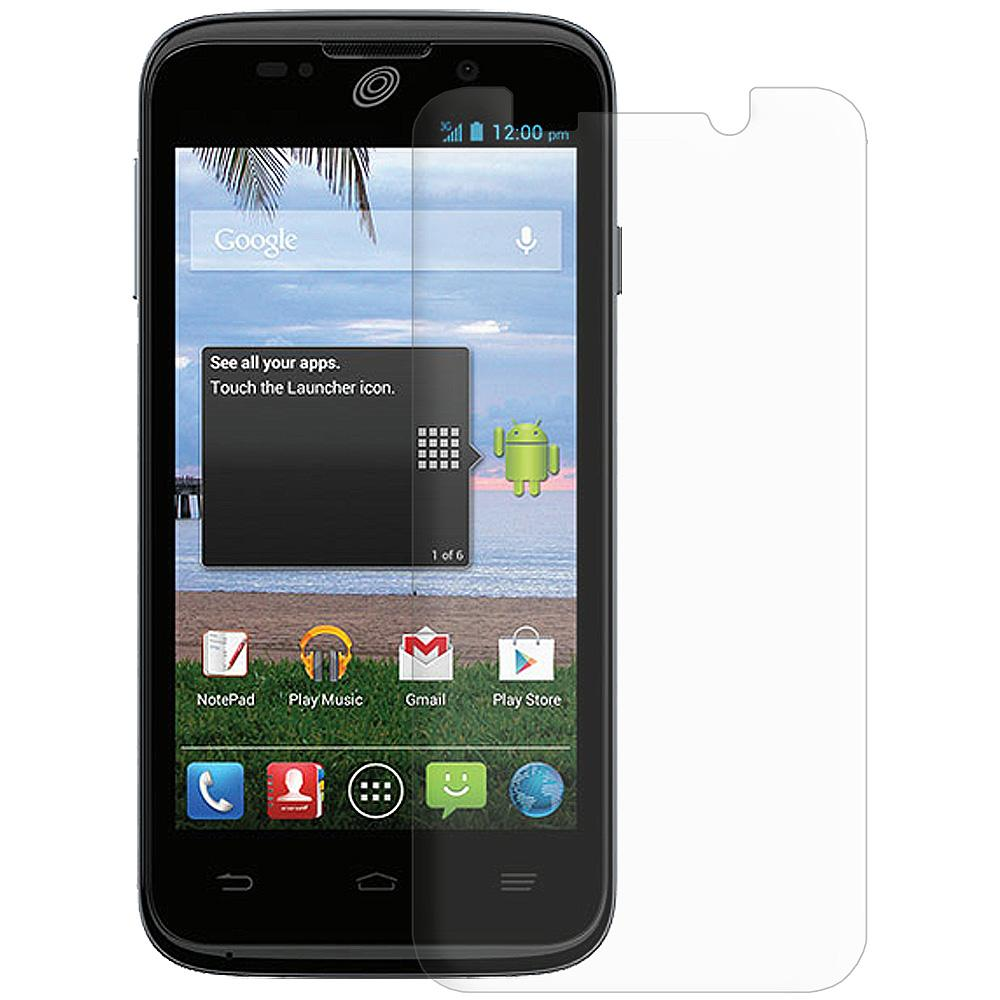 AMZER® Kristal™ Clear Screen Protector for ZTE Majesty Z796C