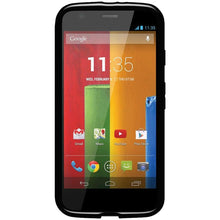 Load image into Gallery viewer, AMZER Pudding TPU Case - Black for Motorola Moto G XT1032