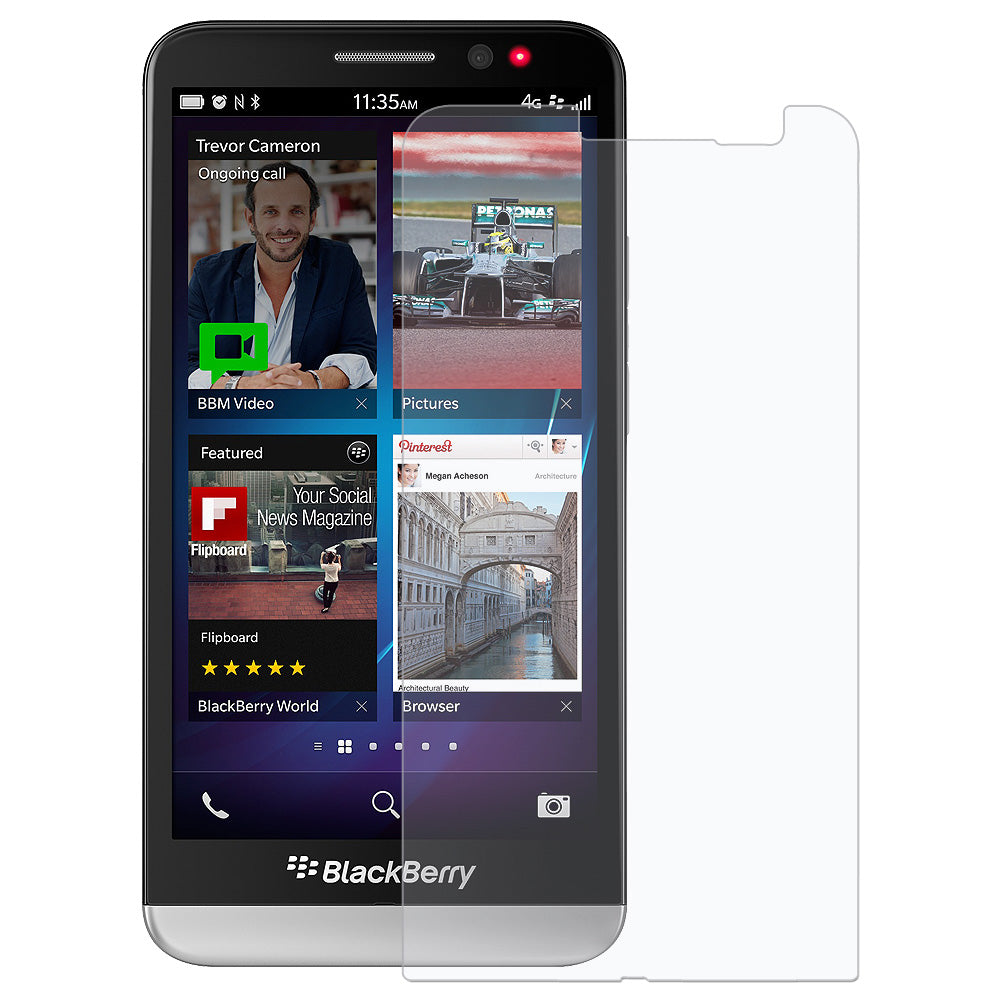 Amzer Kristal™ Clear Screen Protector for BlackBerry Z30