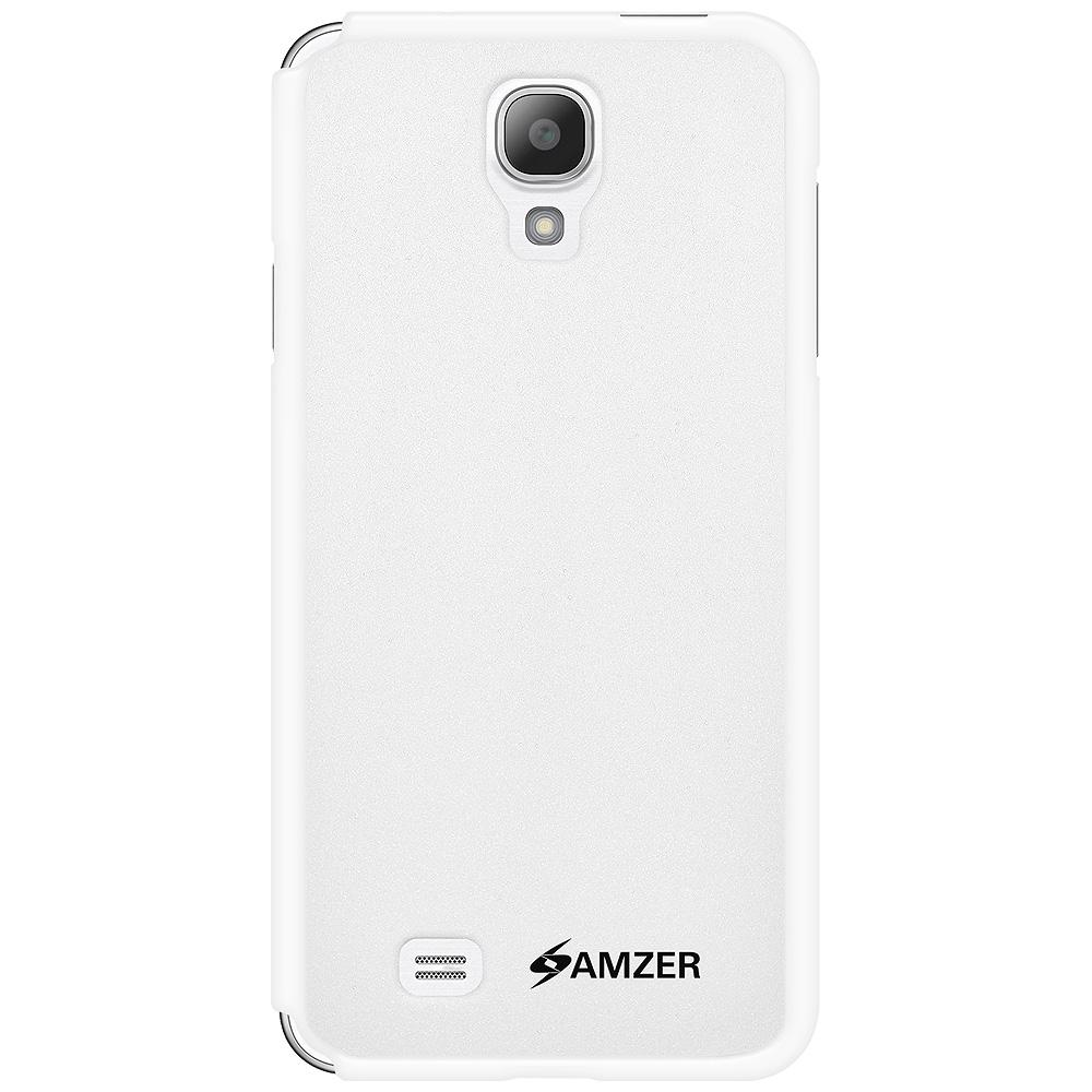 AMZER Pudding TPU Case - White for Samsung Galaxy J SGH-N075T