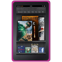 Load image into Gallery viewer, AMZER Shockproof Rugged Silicone Skin Jelly Case for Amazon Kindle Fire