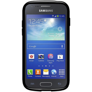 AMZER Pudding TPU Case - Black for Samsung Galaxy Ace 3 Duos GT-S7272