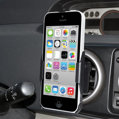 AMZER Swiveling Air Vent Mount for iPhone 5C