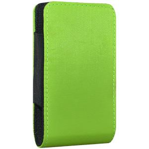 Vertical Pouch with Belt Clip - Green for BlackBerry 8300