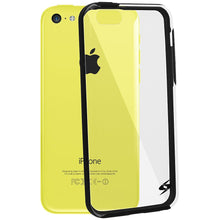 Load image into Gallery viewer, AMZER Shockproof Bumper Cover Hybrid Hard Case for iPhone 5C