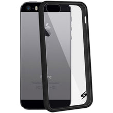 Load image into Gallery viewer, AMZER Shockproof Bumper Cover Hybrid Hard Case for iPhone 5