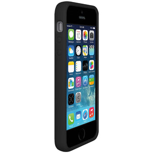 AMZER Shockproof Bumper Cover Hybrid Hard Case for iPhone 5