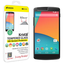 Load image into Gallery viewer, Tempered Glass For Google LG Nexus 5 D820