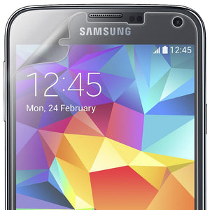 AMZER ShatterProof Screen Protector - Front Coverage for Samsung Galaxy S5 Neo SM-G903F