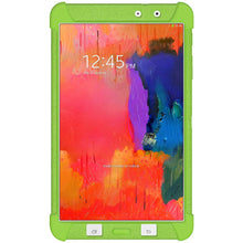 Load image into Gallery viewer, AMZER Silicone Skin Jelly Case for Samsung GALAXY TabPRO 8.4 - Green