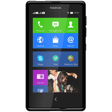 Load image into Gallery viewer, AMZER Pudding TPU Case - Black for Nokia X