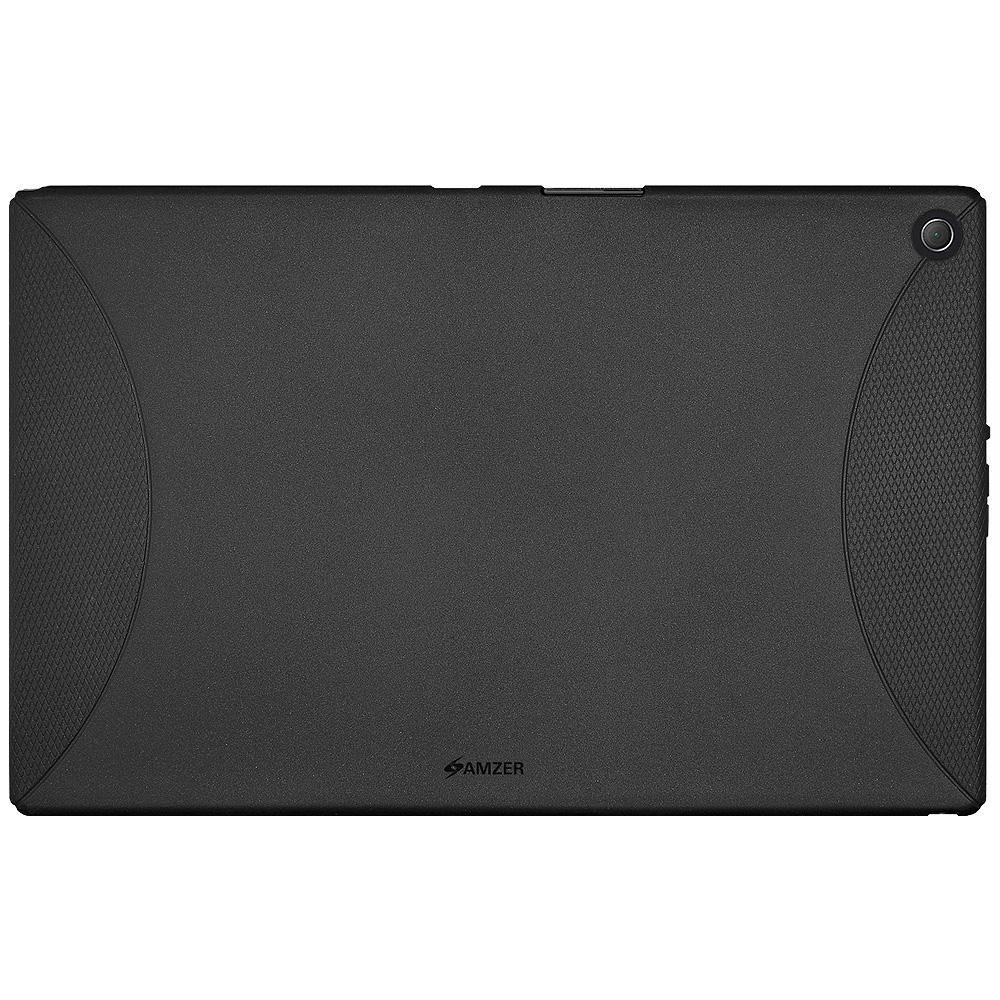 AMZER Pudding TPU Soft Case for Sony Xperia Z2 Tablet - Black