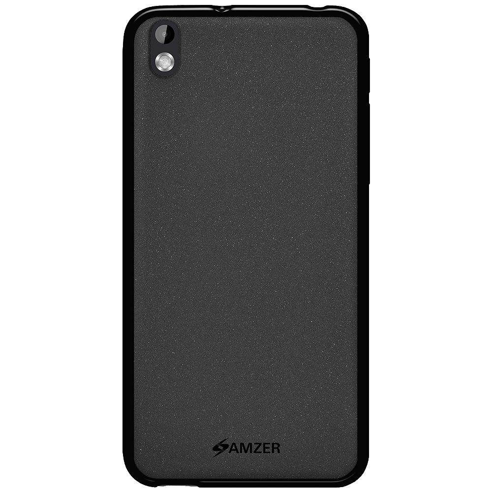 AMZER Pudding TPU Case - Black for HTC Desire 816