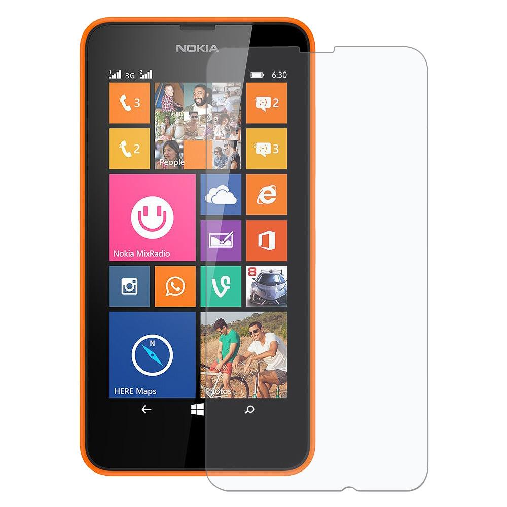 AMZER Kristal Clear Screen Protector for Nokia Lumia 630