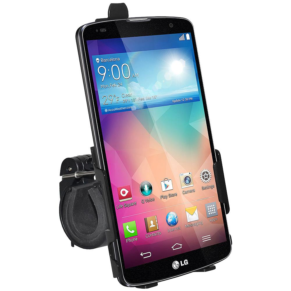 AMZER Bicycle Handlebar Mount for LG G Pro 2