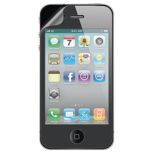 AMZER ShatterProof Screen Protector - Front Coverage for iPhone 4