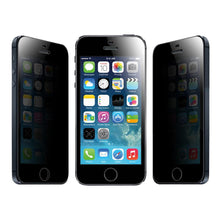 Load image into Gallery viewer, AMZER Kristal Privacy Tempered Glass HD Screen Protector for iPhone 5