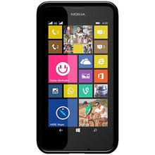 Load image into Gallery viewer, AMZER Pudding Soft TPU Skin Case for Nokia Lumia 630 - Black