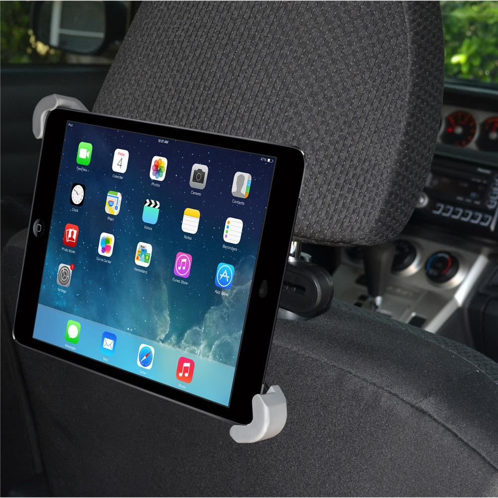 Amzer Universal Headrest Mount for 7 - 11 inch Tablets