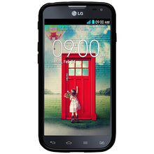 Load image into Gallery viewer, AMZER Pudding TPU Case - Black for LG L90