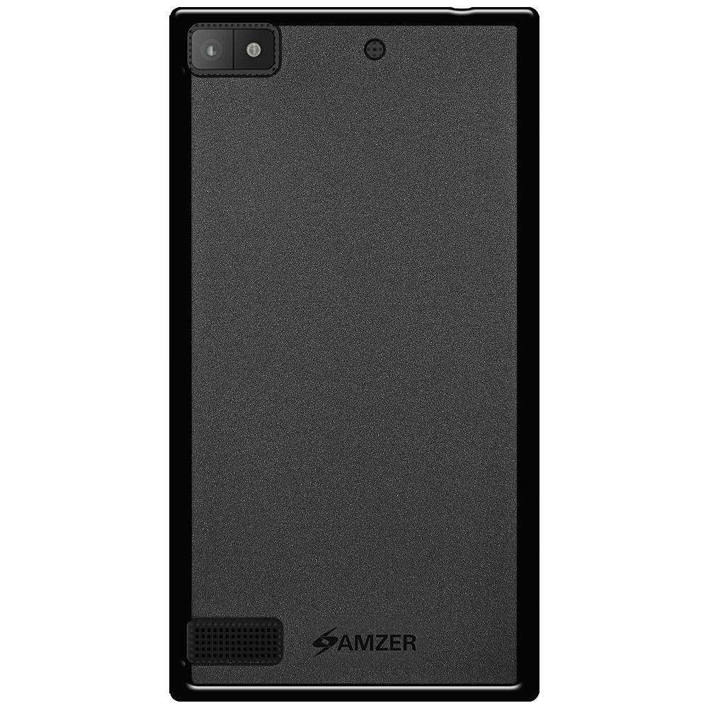 AMZER Pudding TPU Case - Black for BlackBerry Z3