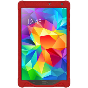AMZER Shockproof Rugged Silicone Skin Jelly Case for Samsung GALAXY Tab S 8.4