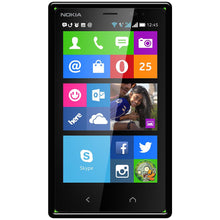 Load image into Gallery viewer, AMZER Pudding TPU Case - Black for Nokia X2