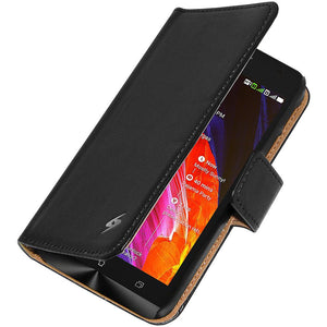 AMZER Flip Case - Black for ASUS Zenfone 6 A600CG