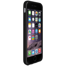 Load image into Gallery viewer, AMZER SlimGrip Hybrid Case - Black for iPhone 6