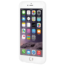 Load image into Gallery viewer, AMZER Pudding TPU Case - White for iPhone 6