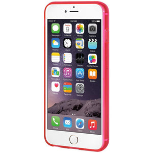 AMZER Pudding TPU Case - Hot Pink for iPhone 6