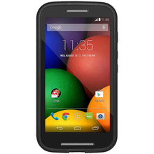 Load image into Gallery viewer, AMZER Border Case - Black for Motorola Moto E XT1022